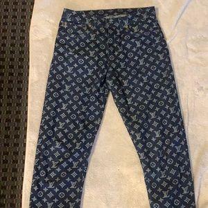 Louis Vuitton Pants For Men Poshmark